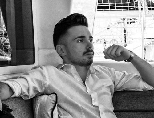 """L'artista pontino Giovanni Pannozzo ospite della """"Notte Romantica"""" a Castel Gandolfo"""
