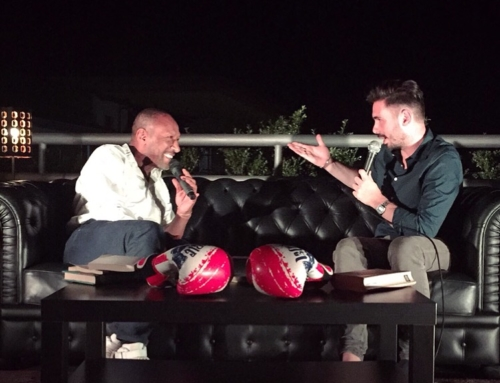 Fondi: un successo l'incontro con Nino La Rocca